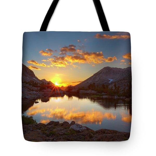 Waning Light Tote Bag