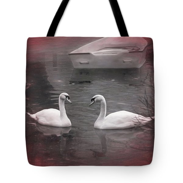 Wanna Go For A Boat Ride ? Tote Bag