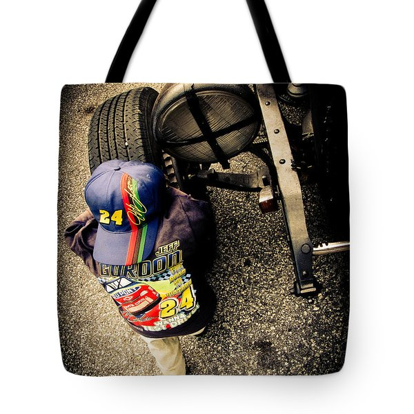 Wanna Test Drive? Tote Bag