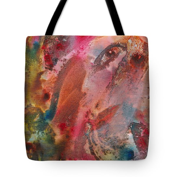Wanting To See Or Not Tote Bag