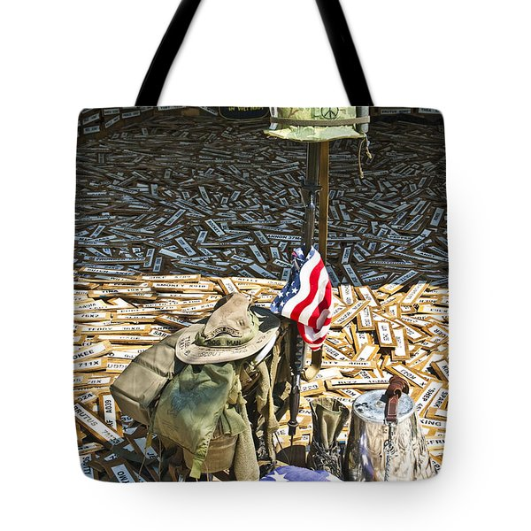 War Dogs Sacrifice Tote Bag