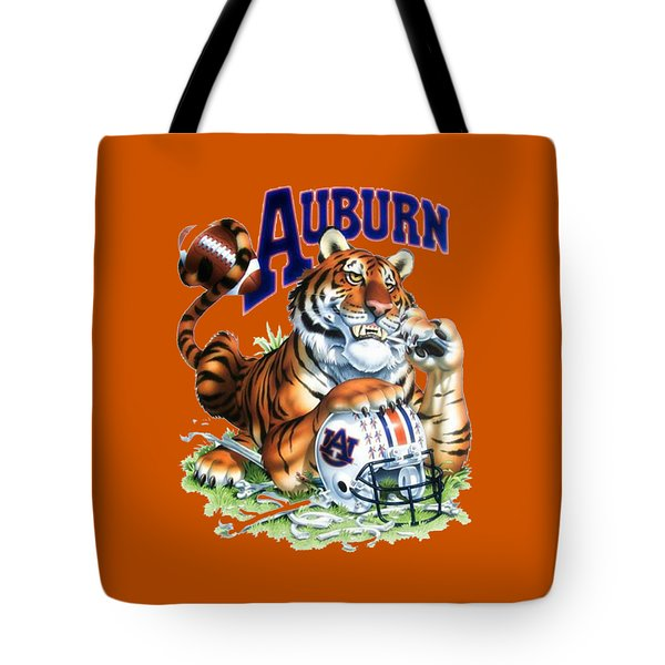 War Eagle  Tote Bag