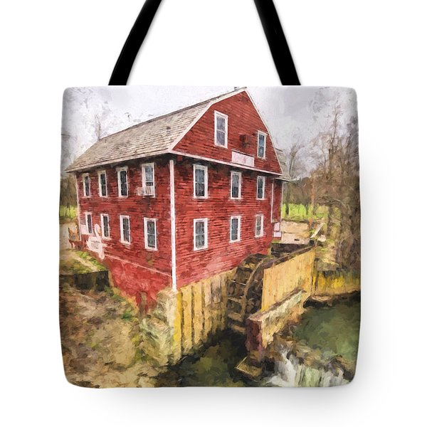 War Eagle Mill Tote Bag