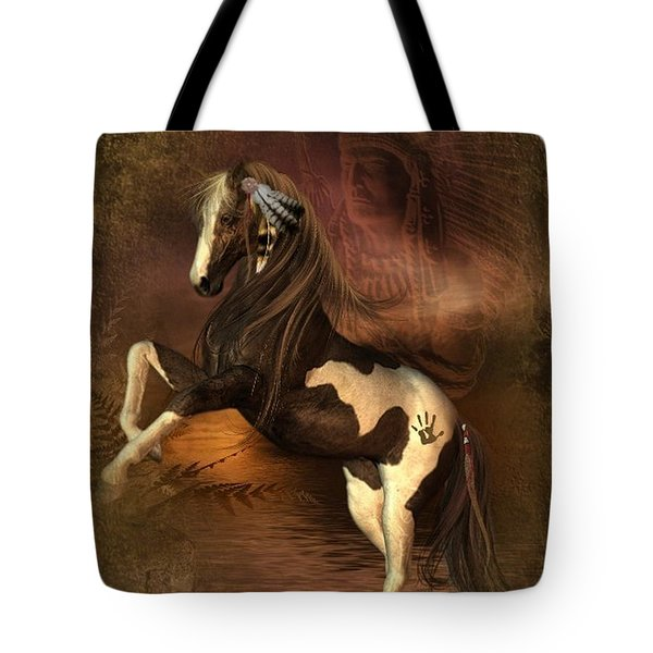 War Horse 2 Tote Bag