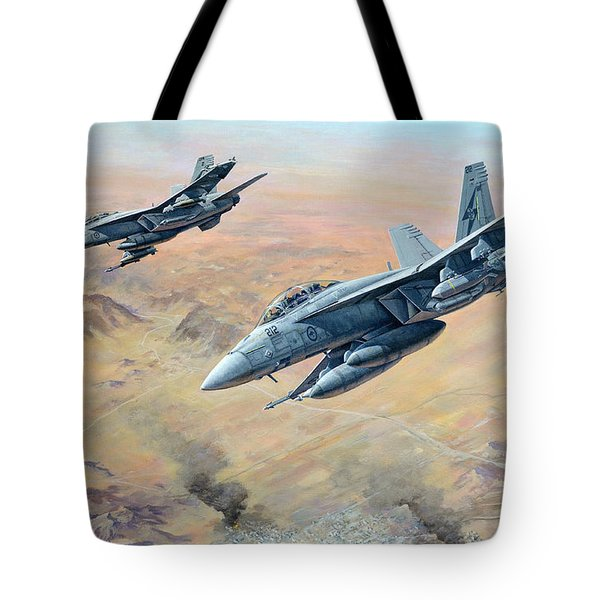 War On Terror Tote Bag