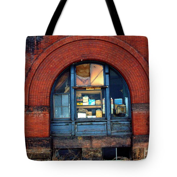 Warehouse Tote Bag