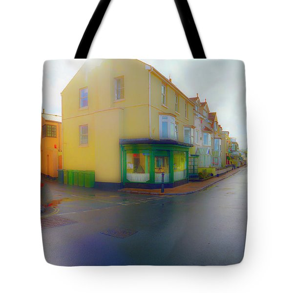 Warfleet Tote Bag