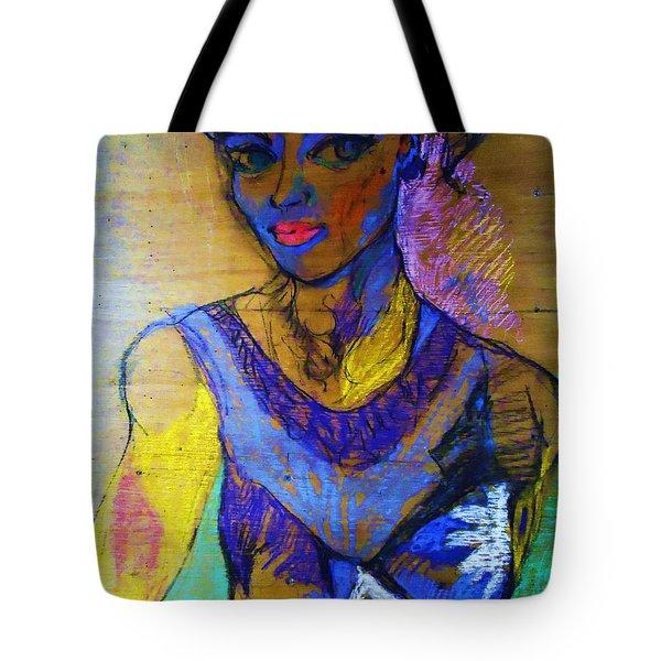 Warhol Simone Tote Bag
