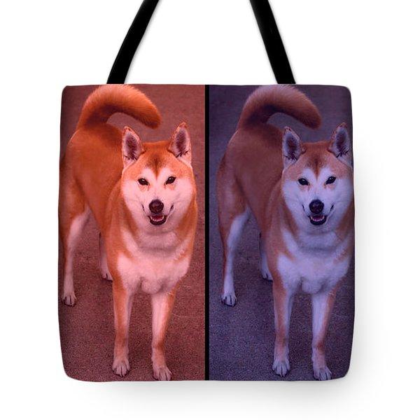 Warhol Yumi Tote Bag