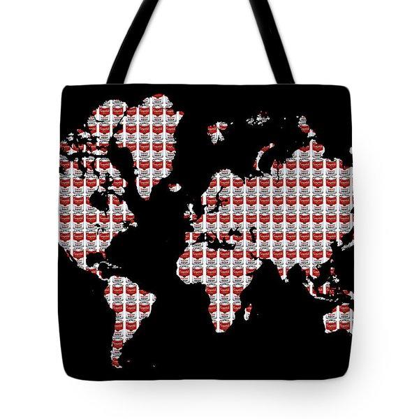 Warhol's World Tote Bag