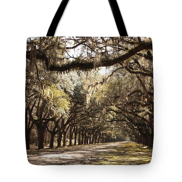 Warm Southern Hospitality Tote Bag