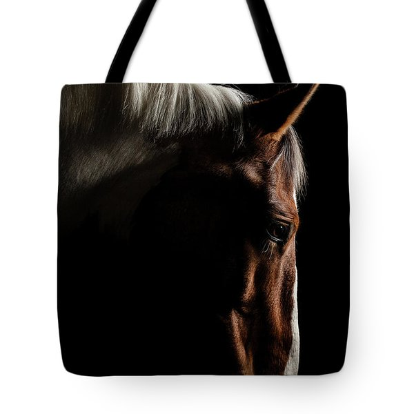 Warmblood Tote Bag
