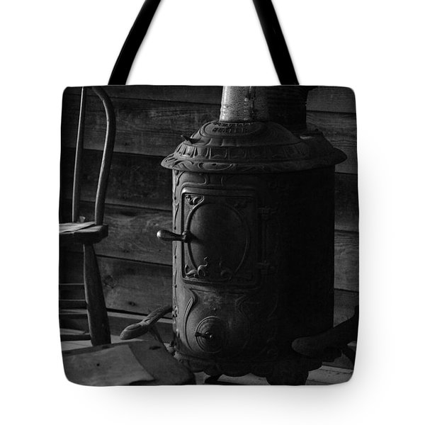 Warming Place Tote Bag