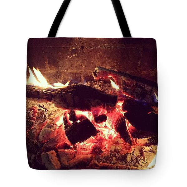 Warms. Tote Bag