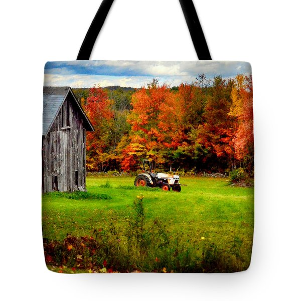 Warner Farm Tote Bag