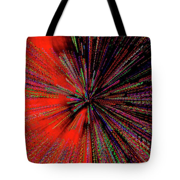 Tote Bag featuring the photograph Warp Drive Mr Scott by Tony Beck