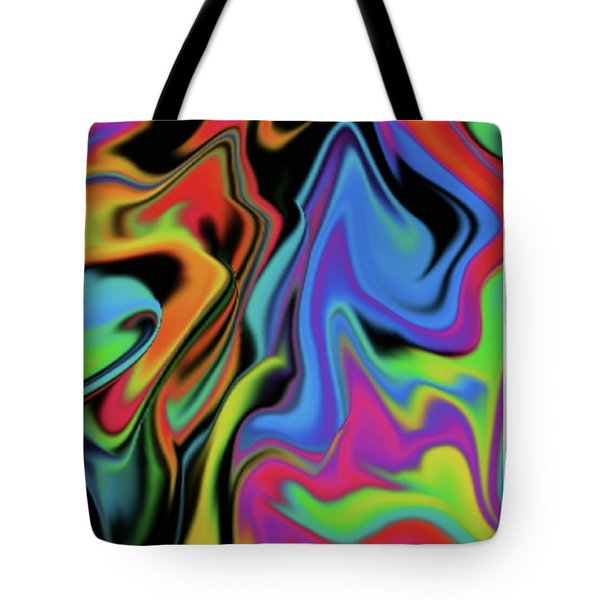 Warped Tote Bag