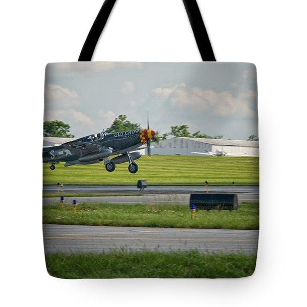 Warplane Tote Bag