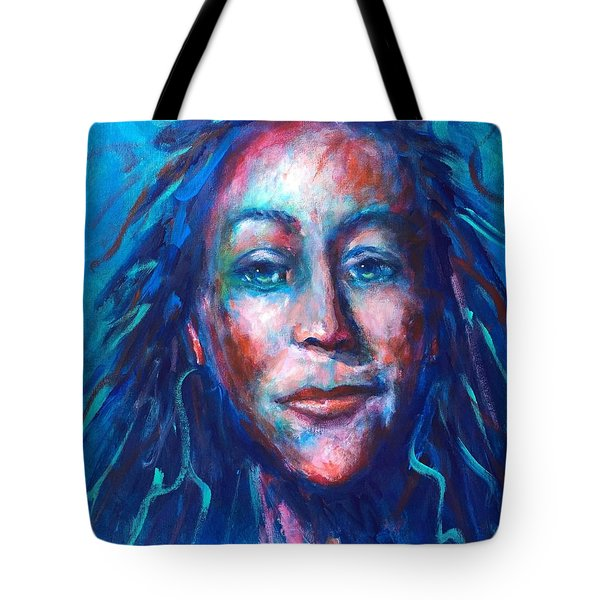 Warrior Goddess Tote Bag