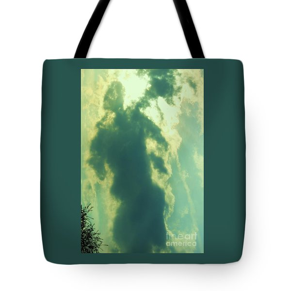 Warrior Hunter Tote Bag by Robin Coaker