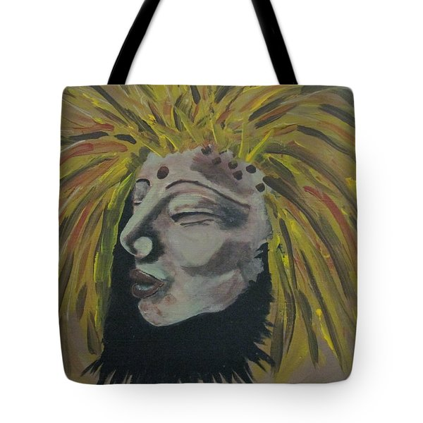 Warrior Woman #1 Tote Bag