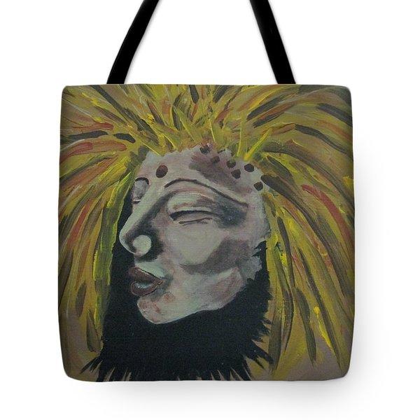 Warrior Woman #1 Tote Bag