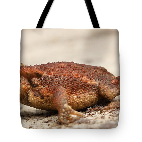 Tote Bag featuring the photograph Warts 'n' All by Richard Patmore