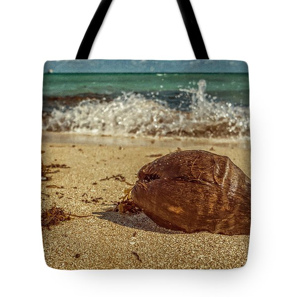 Tote Bag featuring the photograph Wash Me Away by Melinda Ledsome
