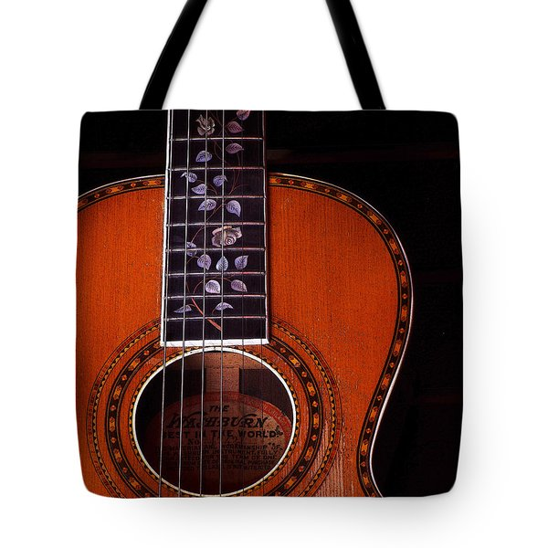 Washburn Guitar Tote Bag