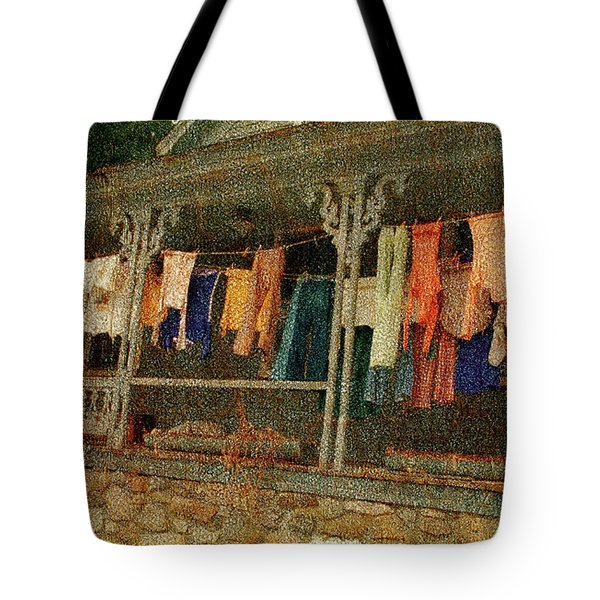 Washday Alton Nh Tote Bag
