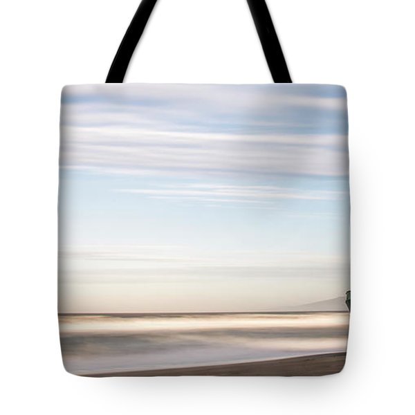 Washed Ashore Tote Bag by Jon Glaser