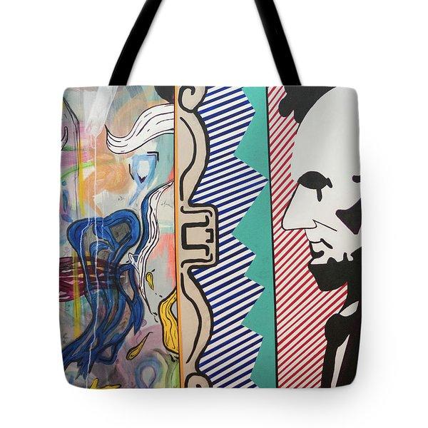 Washingstein Dc Tote Bag