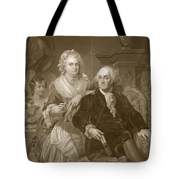 Washington At Home Tote Bag