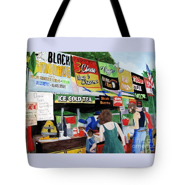 George Washington Carver State Park Tote Bag by Sandy McIntire