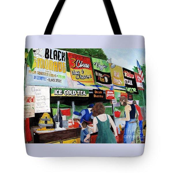 George Washington Carver State Park Tote Bag