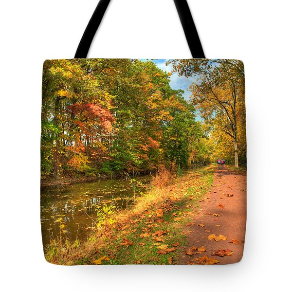 Washington Crossing Park Tote Bag