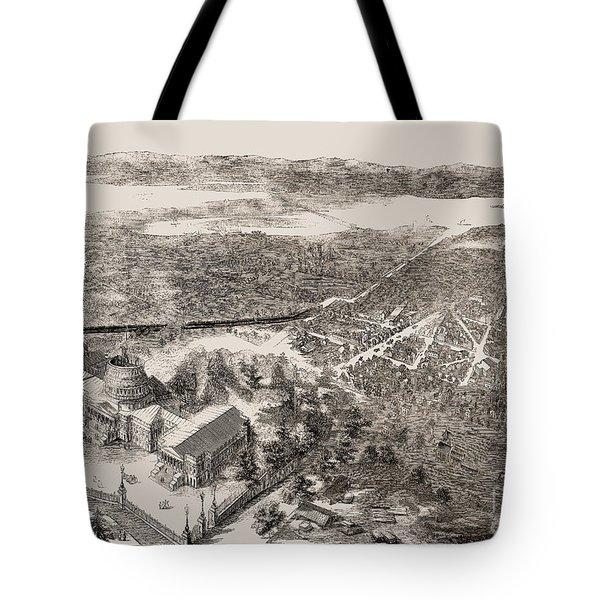 Washington, D.c., 1861 Tote Bag by Granger