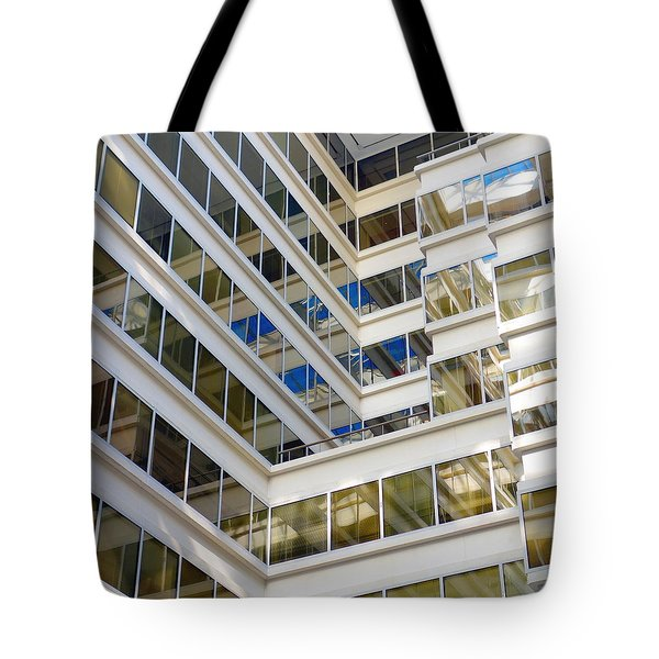 Washington Dc Office Building Tote Bag