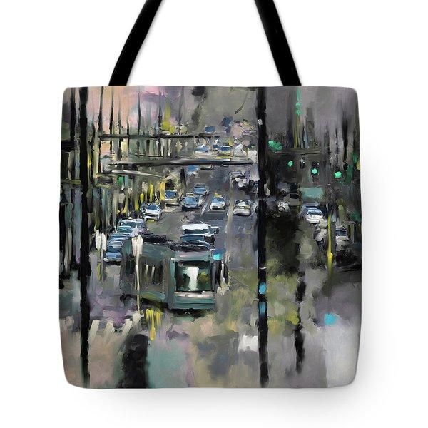 Washington I 471 4 Tote Bag