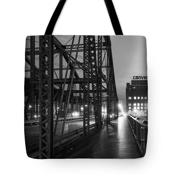Washington Street Bridge Tote Bag