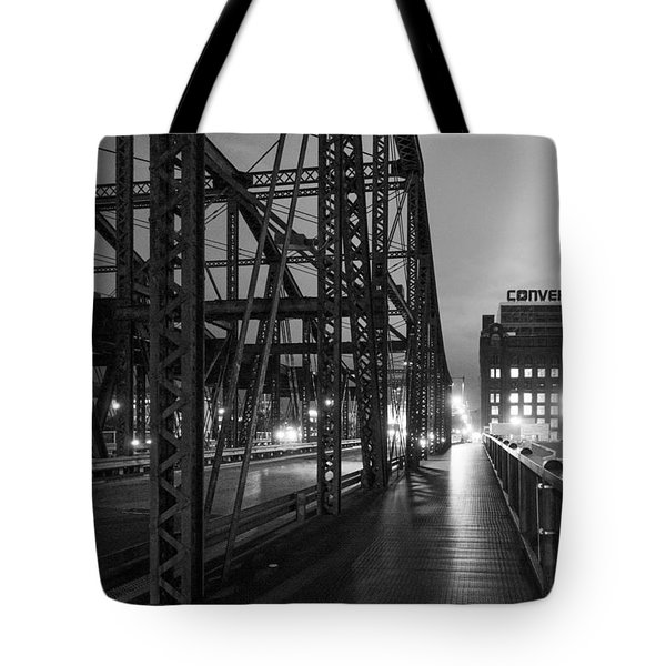 Washington Street Bridge Tote Bag