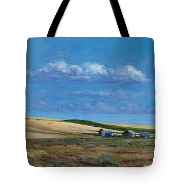 Washington Wheatland Classic Tote Bag