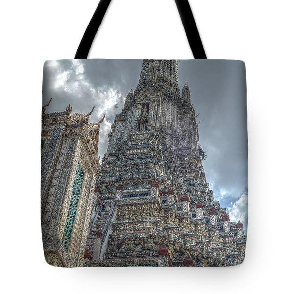 Wat Arun Tote Bag