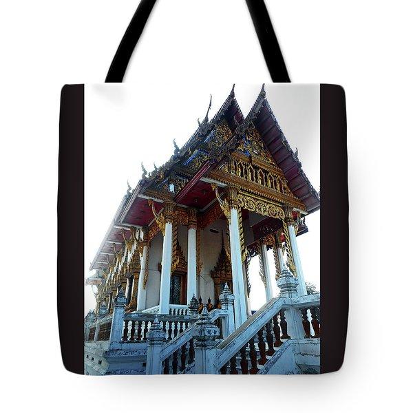 Wat Sawangfa 11 Tote Bag