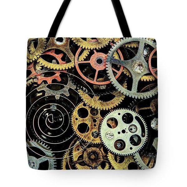 Watch Gears #1 Tote Bag