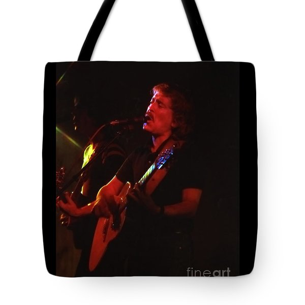 Tote Bag featuring the photograph Watcha Gonna Do by Jesse Ciazza
