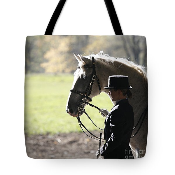 Tote Bag featuring the photograph Watching by Carol Lynn Coronios