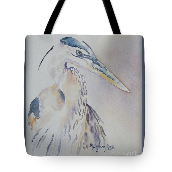 Watching Tote Bag by Mary Haley-Rocks
