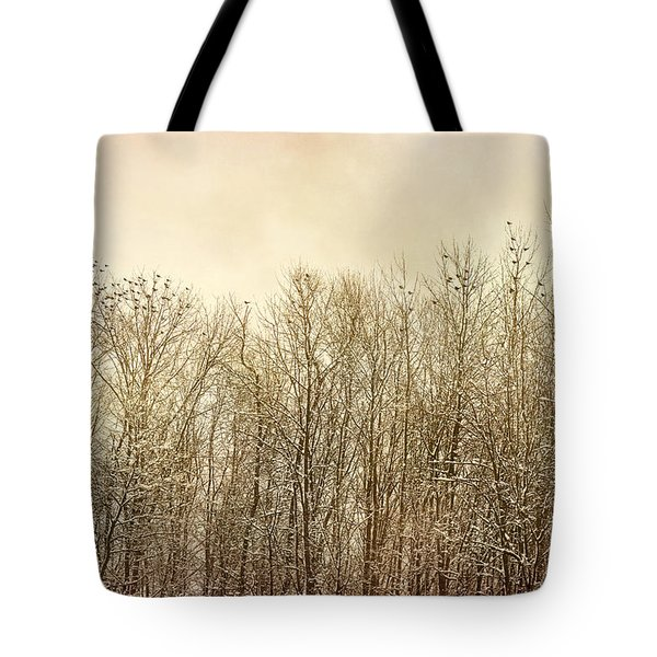 Watching Over Tote Bag by Kathi Mirto