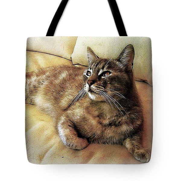 Watching The Birds Go By Tote Bag